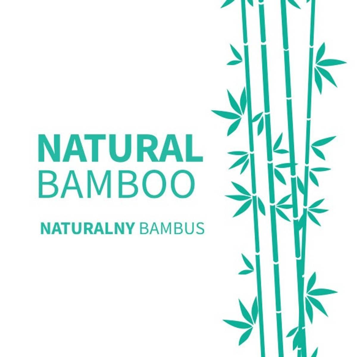 Babyono Hettehåndkle i bambus | Grå